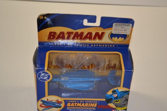 1960's DC Comics BatmarineNO RESERVE