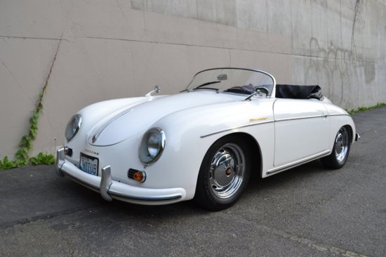 1957 Porsche 356 Speedster Recreation
