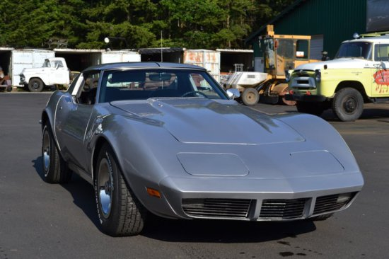 1973 Chevrolet Corvette T-Top