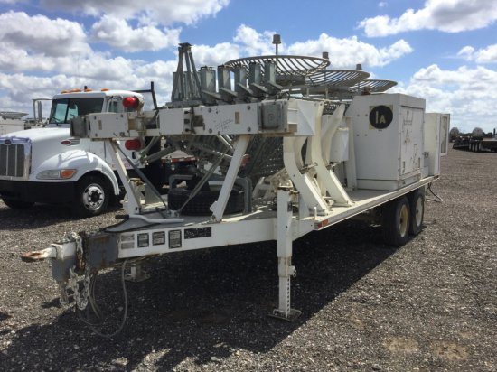 1988 GESD 3026AD T/A CRANK-UP     Auctions Online | Proxibid