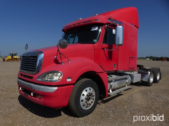 2007 FREIGHTLINER COLUMBIA T/A TRUCK TRACTOR;