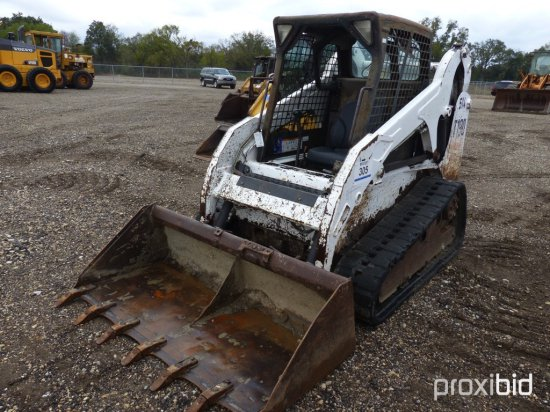 2005 BOBCAT T190 SKID STEER;