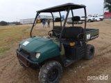 2005 POLARIS RANGER 4X4 UTV;