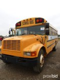 1995 INTERNATIONAL 3800 SCHOOL BUS;