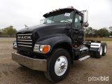 2004 MACK CV713 T/A TRUCK TRACTOR;
