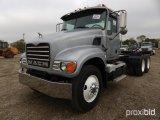 2005 MACK CV713 T/A TRUCK TRACTOR;