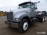 2008 MACK CV713 T/A TRUCK TRACTOR;