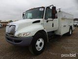 2012 INTERNATIONAL 4300M7 SERVICE TRUCK;
