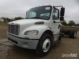 2012 FREIGHTLINER BUSINESS CLASS M2 CAB & CHASSIS;