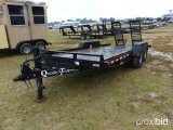 QUALITY 18' PRO SERIES T/A TRAILER;