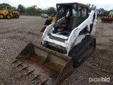2005 BOBCAT T190 SKID STEER;