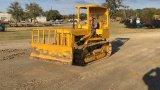 INTERNATIONAL 500 CRAWLER TRACTOR;