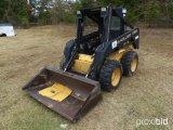 NEW HOLLAND LX565 SKID STEER;