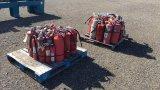 FIRE EXTINGUISHERS;