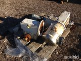 (3) ELECTRIC MOTORS / GEAR BOXES;