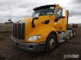 2015 PETERBILT 579 TRUCK TRACTOR;