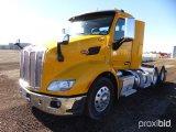 2016 PETERBILT 579 TRUCK TRACTOR;