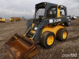 2012 JOHN DEERE 326D SKID STEER;