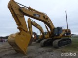 2005 CATERPILLAR 385CL EXCAVATOR;