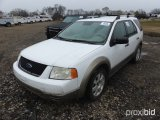 2006 FORD FREESTYLE SUV;