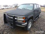 1996 CHEVROLET SUBURBAN SUV