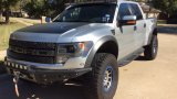 2014 FORD RAPTOR 4x4 PICKUP;