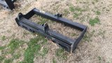 UNUSED WILDKAT 3 POINT HITCH;