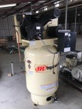 INGERSOLL RAND 2545K10 AIR COMPRESSOR;