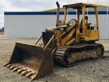 2001 CATERPILLAR 939C CRAWLER LOADER;