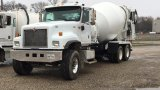2013 INTERNATIONAL PAYSTAR T/A MIXER TRUCK;