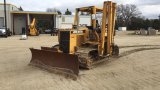 1997 JOHN DEERE 450G LGP CRAWLER PIPELAYER;