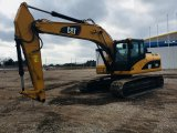 2010 CATERPILLAR 320DL EXCAVATOR;