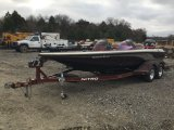 2001 TRACKER BOAT AND TRAILER;