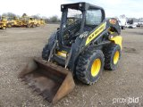 2013 NEW HOLLAND L230 SKID STEER;