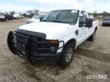 2009 FORD F250 SINGLE CAB PICKUP;