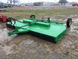 JOHN DEERE 14' BRUSH MOWER;