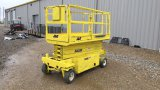 JLG COMMANDER SCISSOR LIFT;