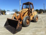 CASE W14B RUBBER TIRE LOADER;