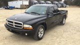 2003 DODGE DAKOTA PICKUP;