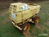1986 RAMMAX P33 TRENCH ROLLER;