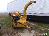 2013 VERMEER BC600 XL WOOD CHIPPER;