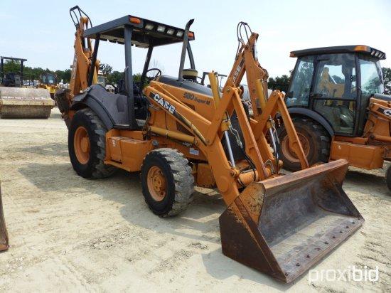 2003 CASE 580 SUPER M 4X4 LOADER BACKHOE | Auctions Online
