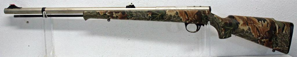Lot: Connecticut Valley Arms  50 Cal  Black Powder Muzzleloader