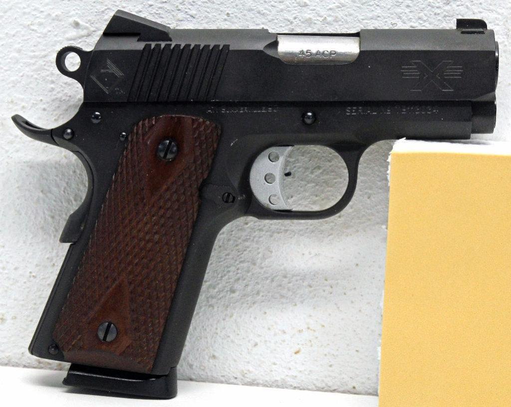 Lot American Tactical Imports Titan 45 Acp Semi Auto Handgun W