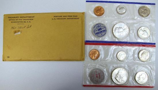 1960 P&D U.S. Mint Set