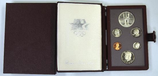 U.S. Mint 1984 Prestige Set