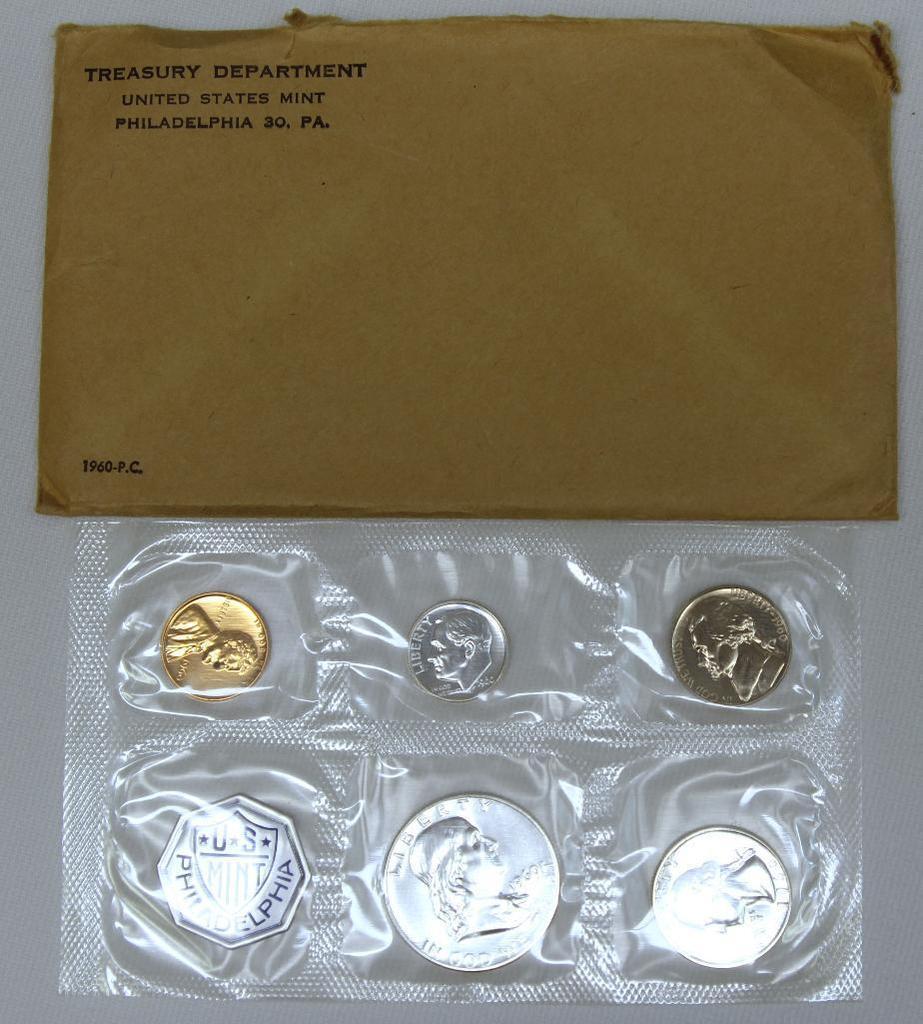 U.S. Mint 1960 Proof Set