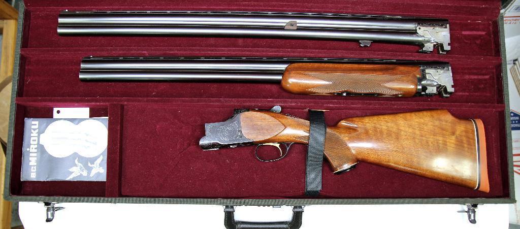 Miroku shotgun models