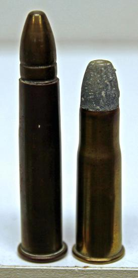 11 mm Leaumont (.43 Egyptian) and 11 mm (.43 Spanish) Collector Cartridges
