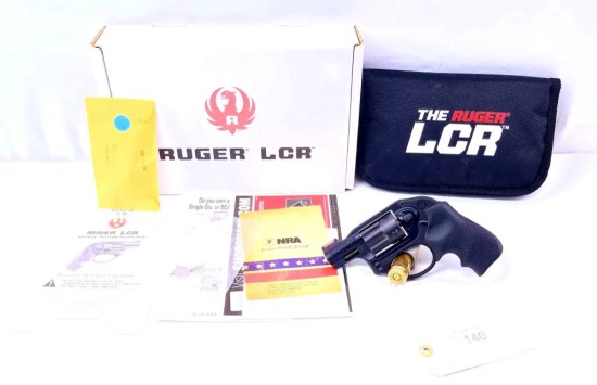 BRAND NEW Ruger LCR .38 SPL+P Revolver